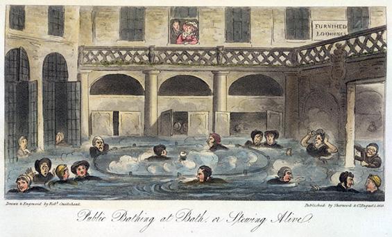 Public bath image